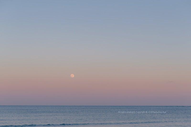 月の出潮 | 写真家 綾順博のブログ