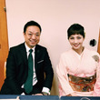 安田美沙子さんと福寿…