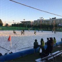女子ビーチサッカー