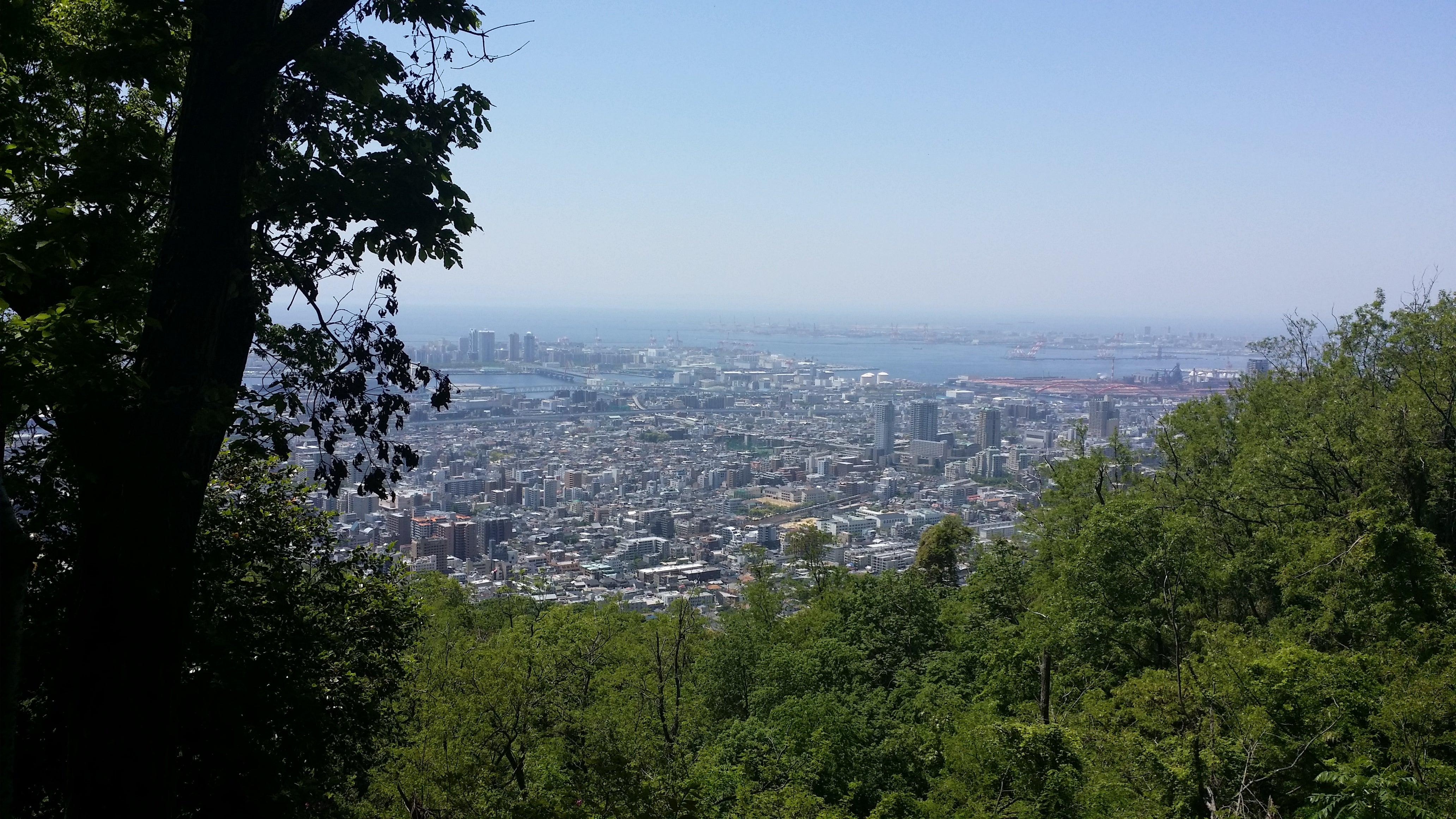 神戸・岡本にあるカタカムナの聖地「保久良神社」