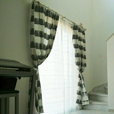 我が家のカーテンの記事に添付されている画像