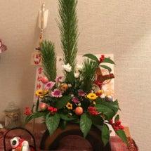新年のご挨拶・七草が…