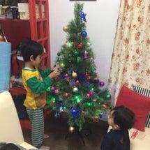 プレゼントの木