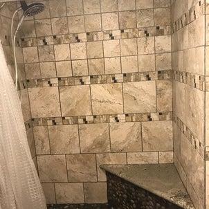 シャワーを固定&ハンド両タイプに変えましたの画像