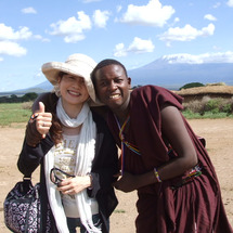 7年前のケニアの思い…