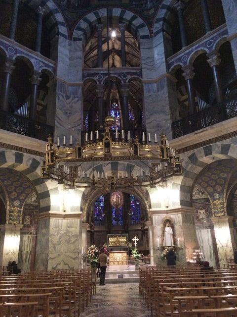 アーヘン大聖堂 | La Chasseuse ...