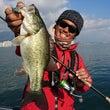 琵琶湖のメタルバイブ…