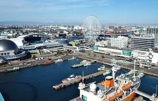 中川運河 水上バス乗船記① ガー...