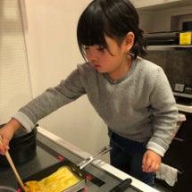 6歳児の卵焼き
