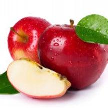 りんごはサクサク?