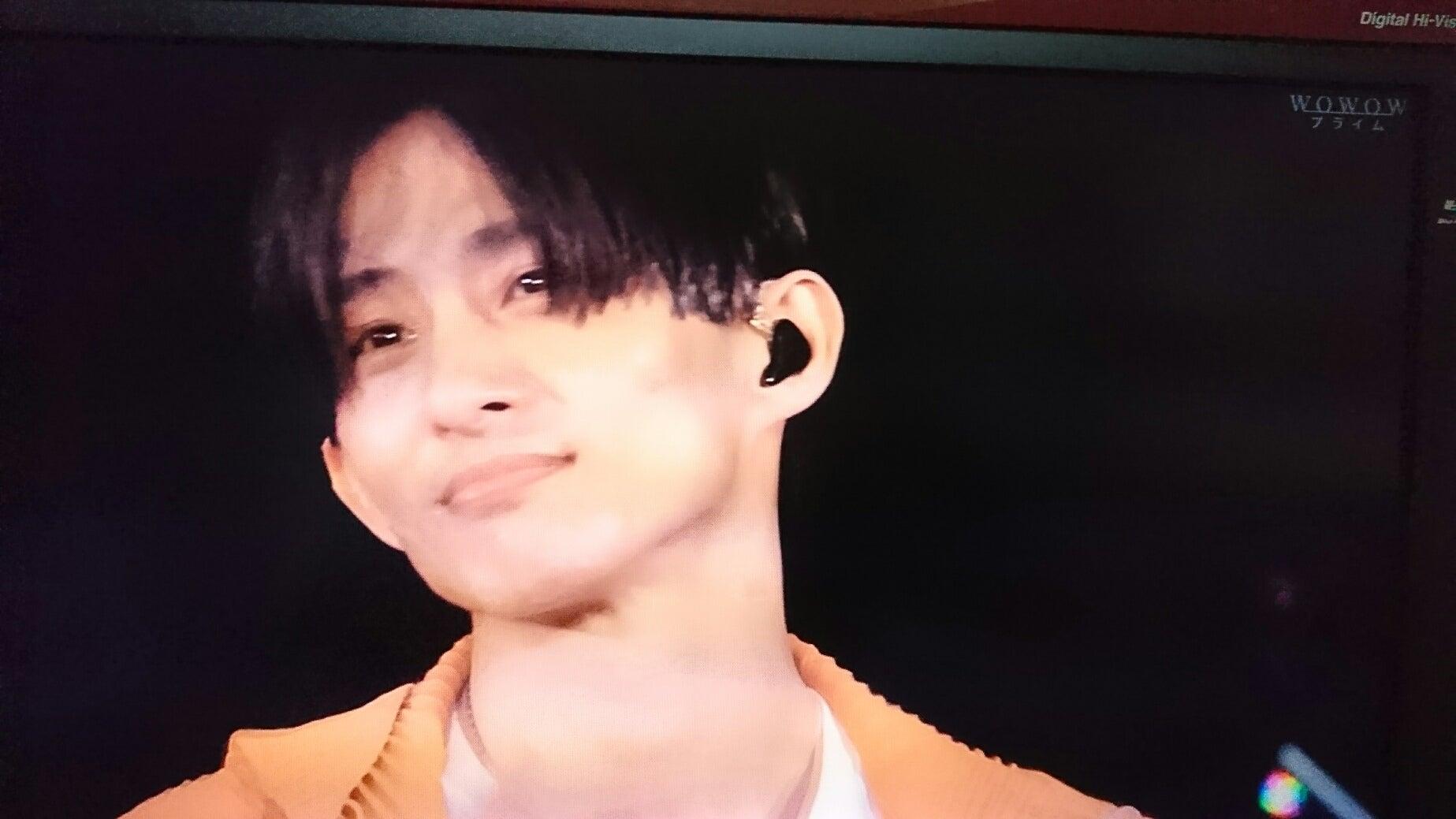 画像 きれいな涙、せつない涙~三宅健と櫻井敦司の見せた涙