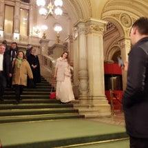 ウィーンのオペラ座の…