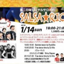 14日 Salsa …