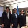 富山市長訪問