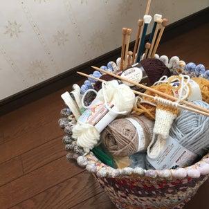 ハンドメイドに挑戦 ー編み物編ーの画像