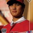 MLB大谷トレカ【神…