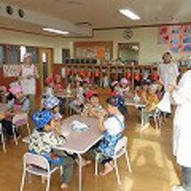 パン作り&就学児体験…