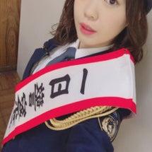 1日警察署長。