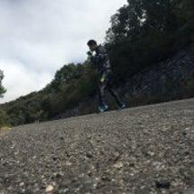 山でトレーニング!