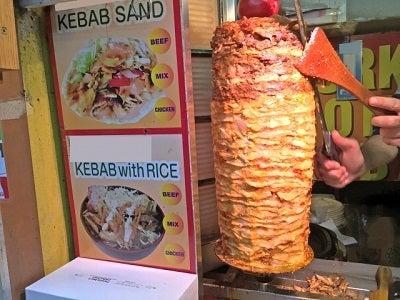 トルコ料理 ケバブ
