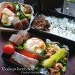 お弁当と平日サーフィ…