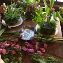 1月お花とお話の会