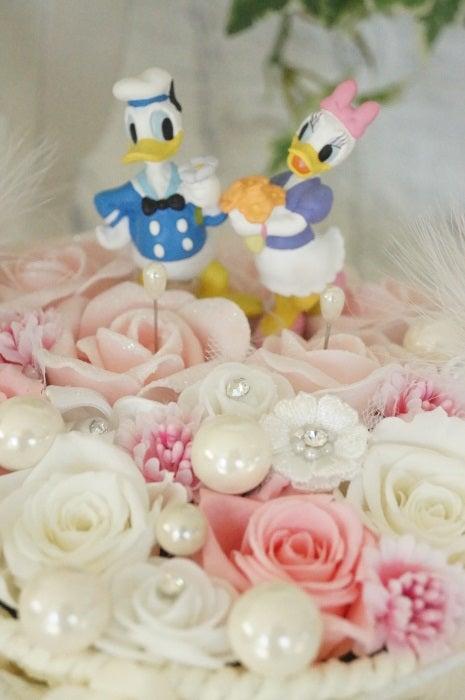 ドナルド デイジー 結婚式 花束 お祝い フラワーギフト