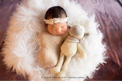 吉本レディースクリニックさんにて生後7日の赤ちゃんを撮らせていただきました