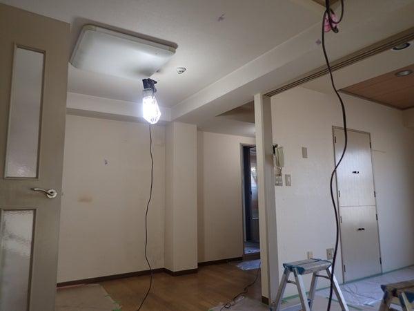 川崎市中原区マンションの内装工事