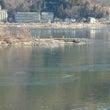 今日の河口湖 明日か…