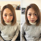 【動画】ペタンコ分け目をボリュームアップ!ジグザグ分け目で若変えるヘアスタイルの作り方