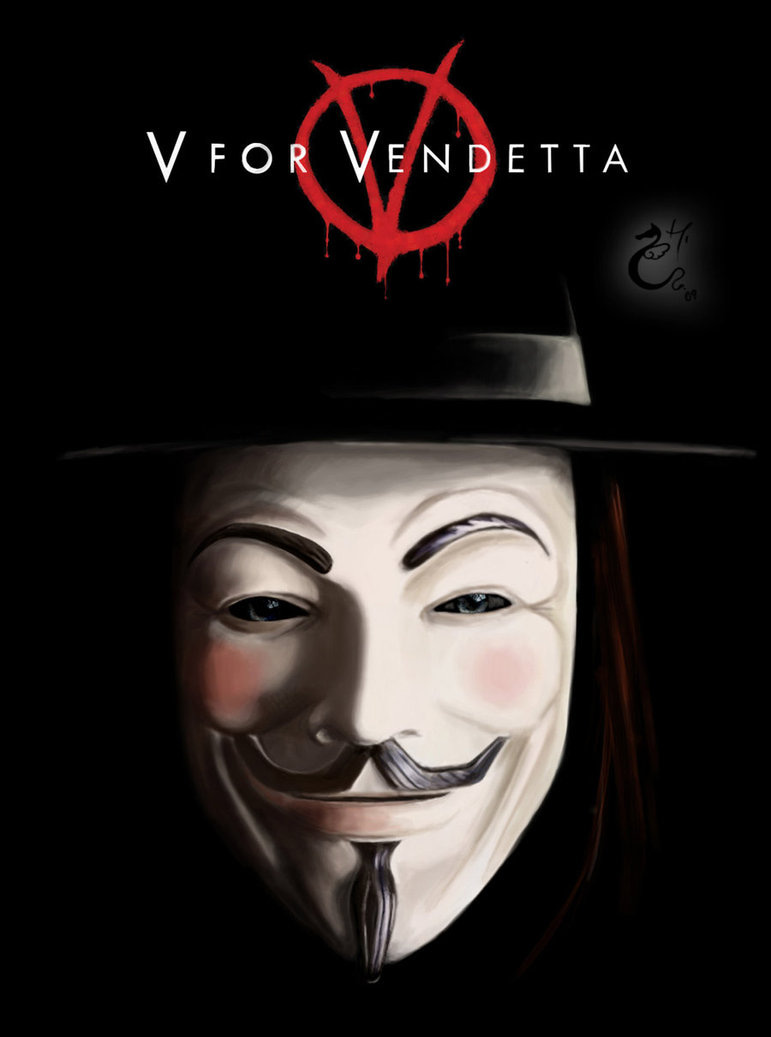 V for Vendetta(Vフォー・ヴェ...