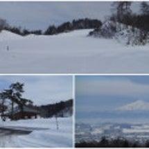 旧スキー場とか公園と…