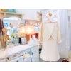 暖か【モコモコマフラー】でホワイトコーデ♡の画像