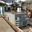 紀州鉱山トロッコ乗車…