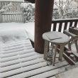 Heavy snow…