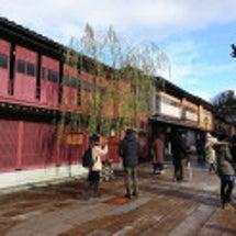 冬の金沢旅