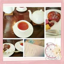 紅茶デート&お知らせ…
