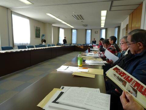 愛知県古銃研究会のセミナー