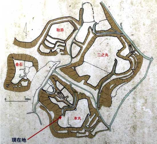 【写8】安永城