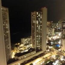 ハワイ7日目 夜中に…