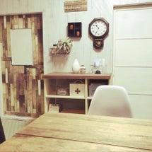 キッチン壁DIY② …