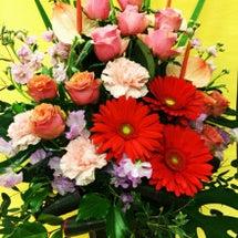 配達のお花(お祝い …