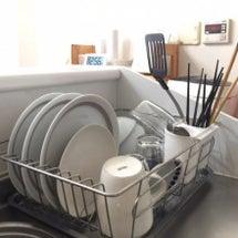 【キッチン】洗いカゴ…