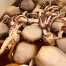 イカと里芋の煮もの