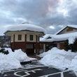 雪ほりしました!