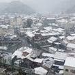 退院からの、大雪景色