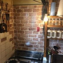 DIY キッチン棚 …