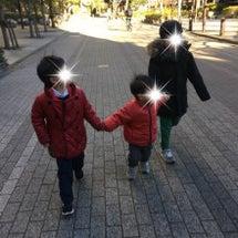 ◆三兄弟 今日のひと…