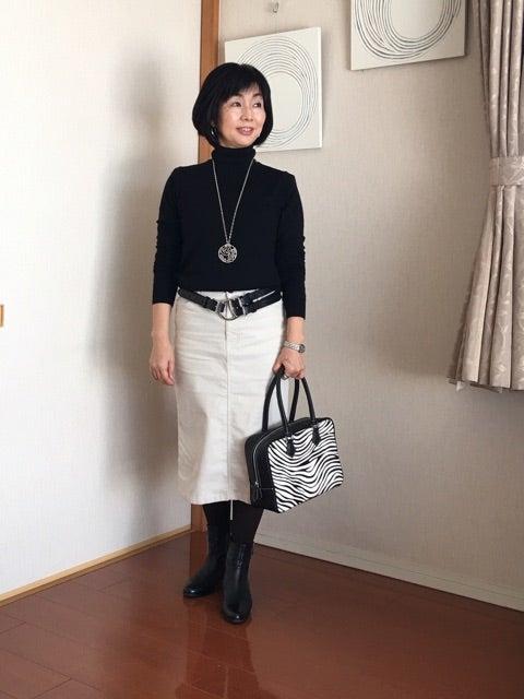 上下無印のプチプラコーデ!名古屋 50代 ファッションコーディネート